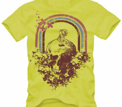 Free Vector Retro T-Shirt Design