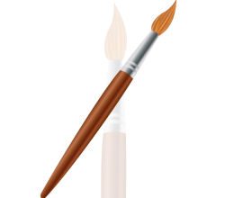 Vector Paint Brush