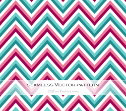 Vector Art Chevron Pattern