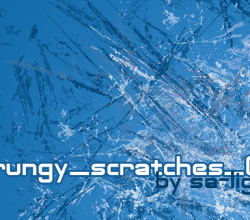 Grungy Scratches Brush Set Free Brush Set