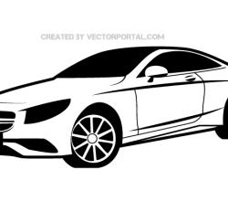 Mercedes Benz Vector