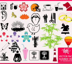 Vector Stock Pack