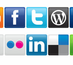 Free Social Media Icons Vector