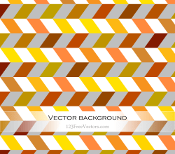 Zig Zag Abstract Background Illustration