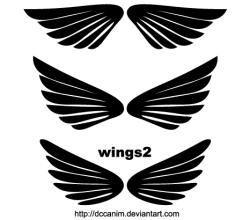 Wings Clip Art
