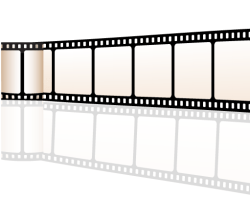 Film Reel Free Vector