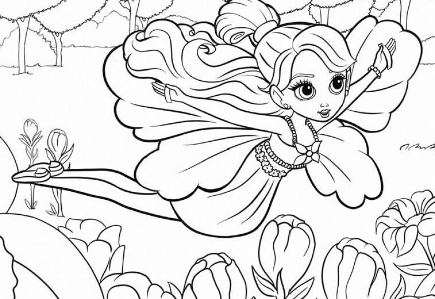 for girls printable beautiful girl face makeup coloring pages