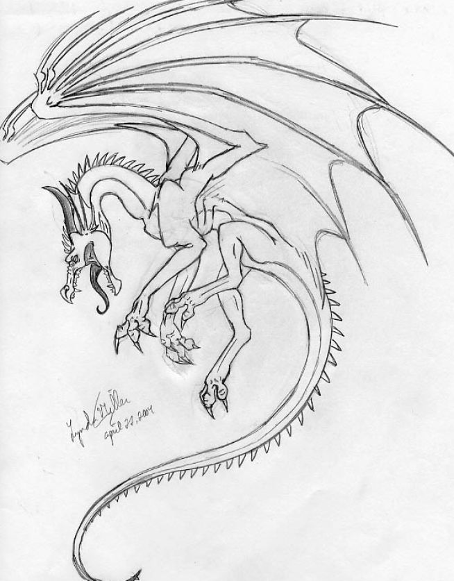 how to draw cartoon dragons step 1 apps directories