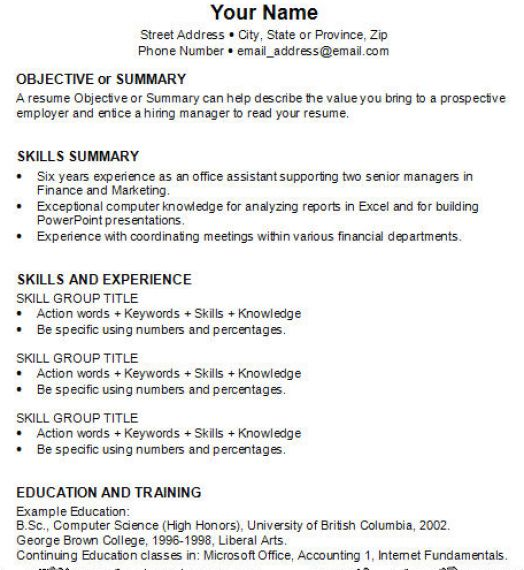 create a college resume student sample create a college resume