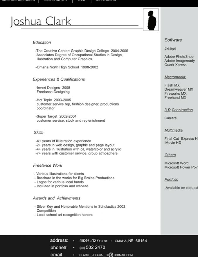 Making Resume Stand Out. to make a resume making resumes education ...