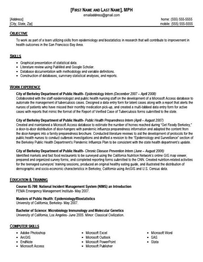 Making A Resume With No Experience. No Job Experience Sample How
