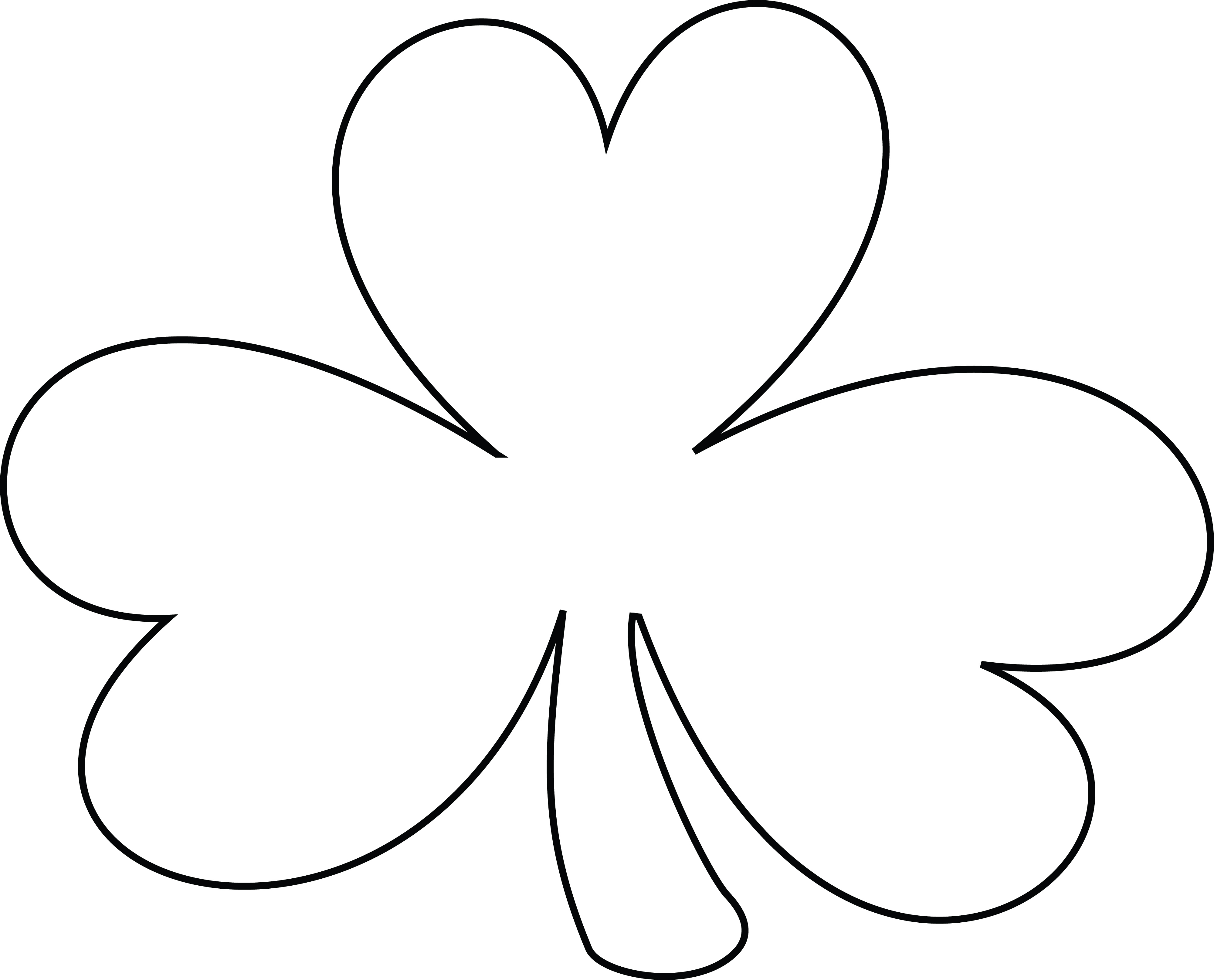 Free Clipart Of A Black And White Lineart Coloring Page