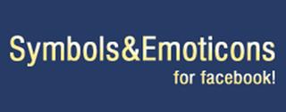 Symbols & Emoticons for Facebook 超有趣的臉書表情符號,讓你的朋友大呼驚奇!