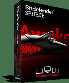 免費 Bitdefender Sphere 防毒軟體 6 個月序號