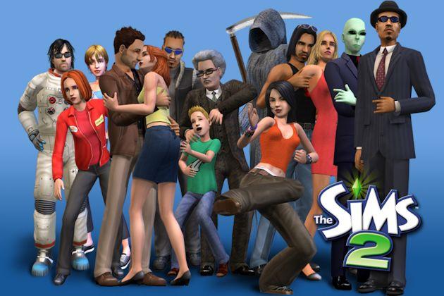 EA 開放《模擬市民2》終極典藏版免費下載,一次收藏全系列經典鉅作 via @freegroup