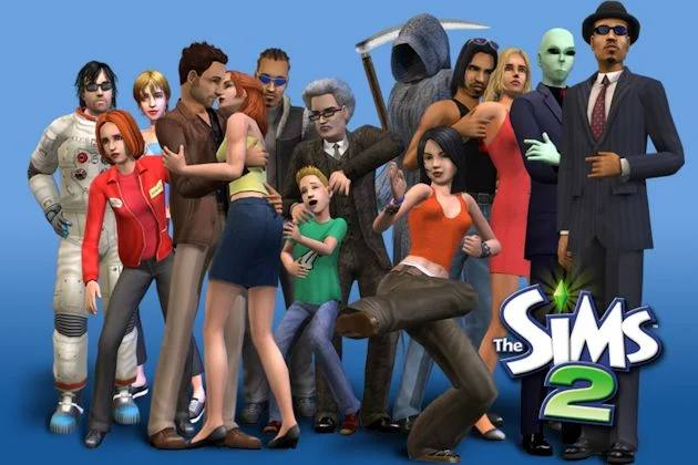 EA 開放《模擬市民2》終極典藏版免費下載,一次收藏全系列經典鉅作
