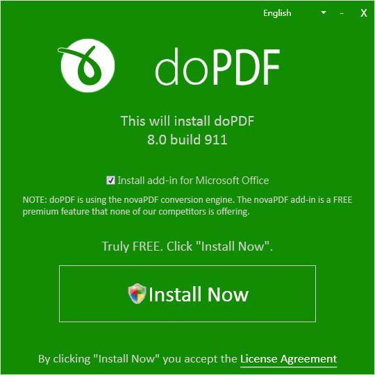 doPDF 免費 PDF 轉檔程式,輕鬆將各種格式轉為 PDF 文件