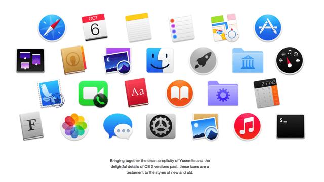 Glacier 為你的 Mac 更換新圖示教學,更優雅細緻的免費 Icon 包(程式、資料夾)