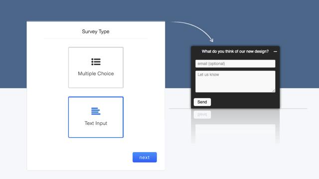 Free Survey Creator 快速建立網站問卷調查,一行程式碼立即嵌入表單 via @freegroup
