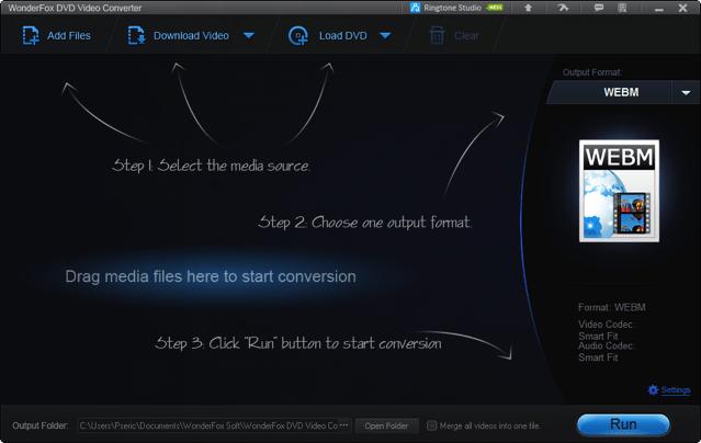 WonderFox DVD Video Converter 集轉檔、編輯、播放三大功能影音轉檔軟體,原價 $59.95 美元限時免費下載! via @freegroup