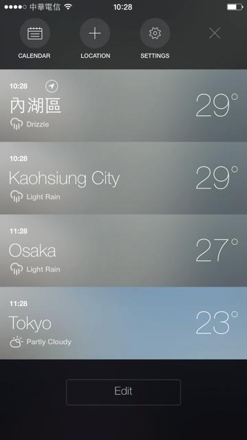 Fresh Air Weather