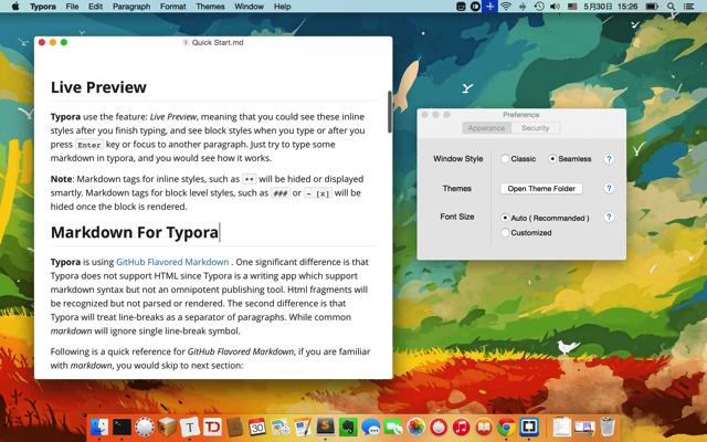 Typora 免費極簡 Markdown 編輯器,讓寫作無負擔(Mac)