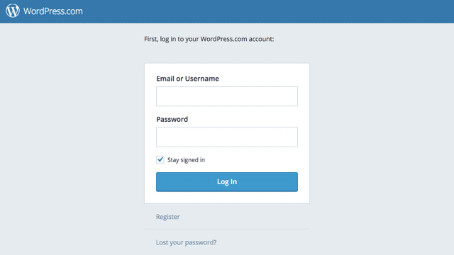 啟用 Jetpack「單一登入」機制教學,讓你的 WordPress 網站更安全(含兩步驟驗證) via @freegroup