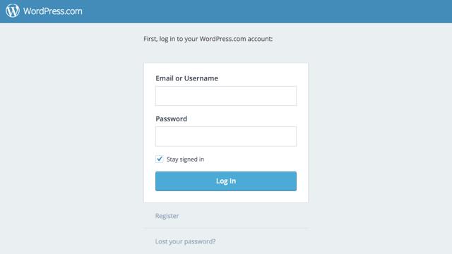 [教學] 為 WordPress 開啟「單一登入」機制,讓網站更安全