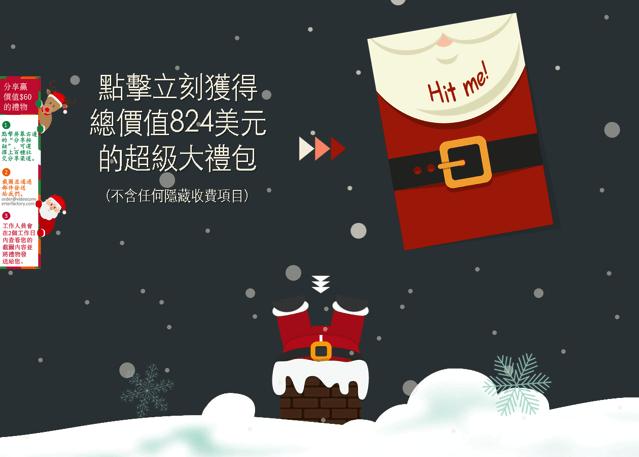 WonderFox 推出總價 $824 美金耶誕禮物免費送,十二款軟體包限時免費下載!