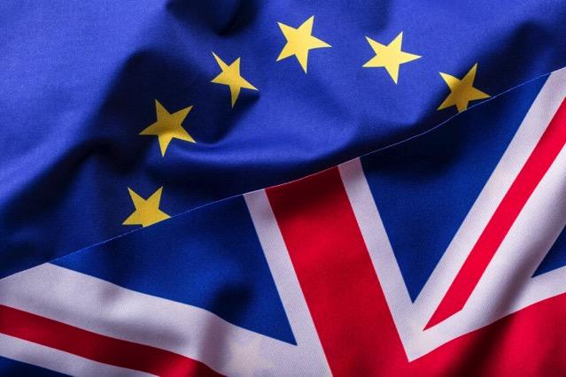 Union Jack 特殊英文字型下載,加入大小寫字母及符號的英國國旗設計
