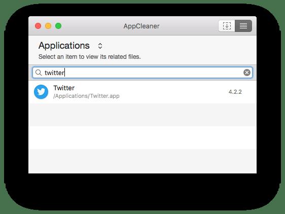 使用 AppCleaner 將 Mac 應用程式設定回復預設值教學