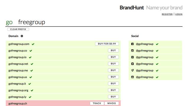 BrandHunt