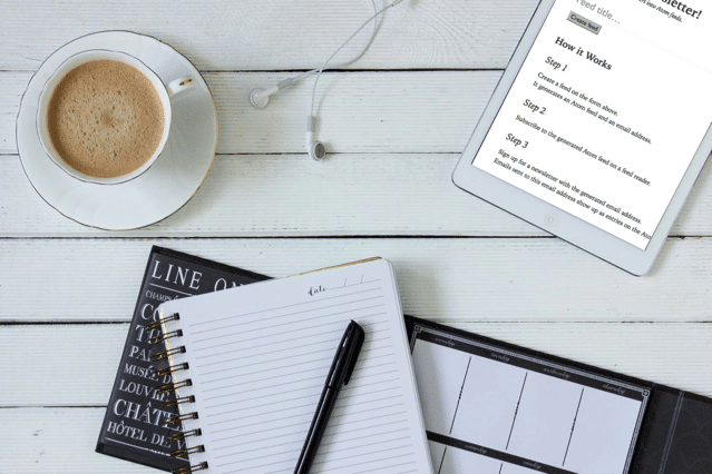 Kill the Newsletter 產生專門收電子報的 Email!自動轉為 RSS Feed 格式