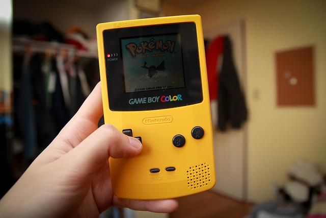 Pokemon Font 復刻 Game Boy 神奇寶貝遊戲免費字型,二十年後經典重現