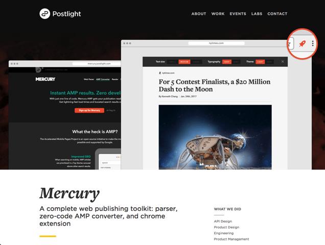 Mercury Reader 給你更乾淨閱讀空間!替代 Readability 外掛讓文章更好讀