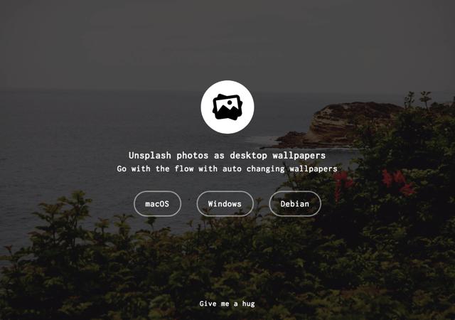 Splashy 定時自動換桌布!將 Unsplash 免費圖庫相片設為桌面背景
