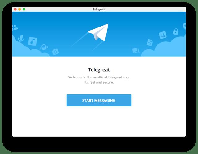 Telegreat 非官方 Telegram 應用程式下載,台灣網友開發改進多種功能