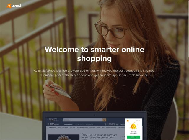 Avast SafePrice 整合比價、優惠、折價券查詢工具,在購物時跳出提醒(Chrome 擴充功能)