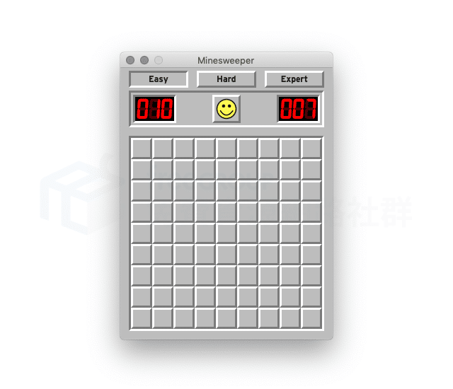 Minesweeper 在 macOS 重溫經典遊戲「踩地雷」,支援深色模式無廣告