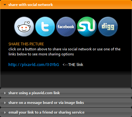 pixavid-share-social-network