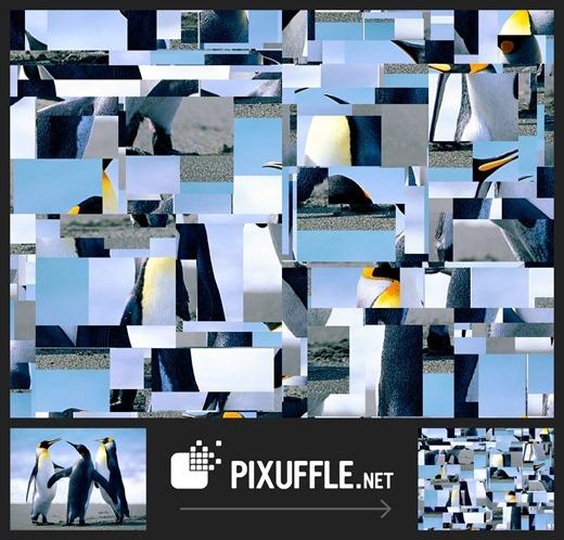 PIXUFFLE_Penguins