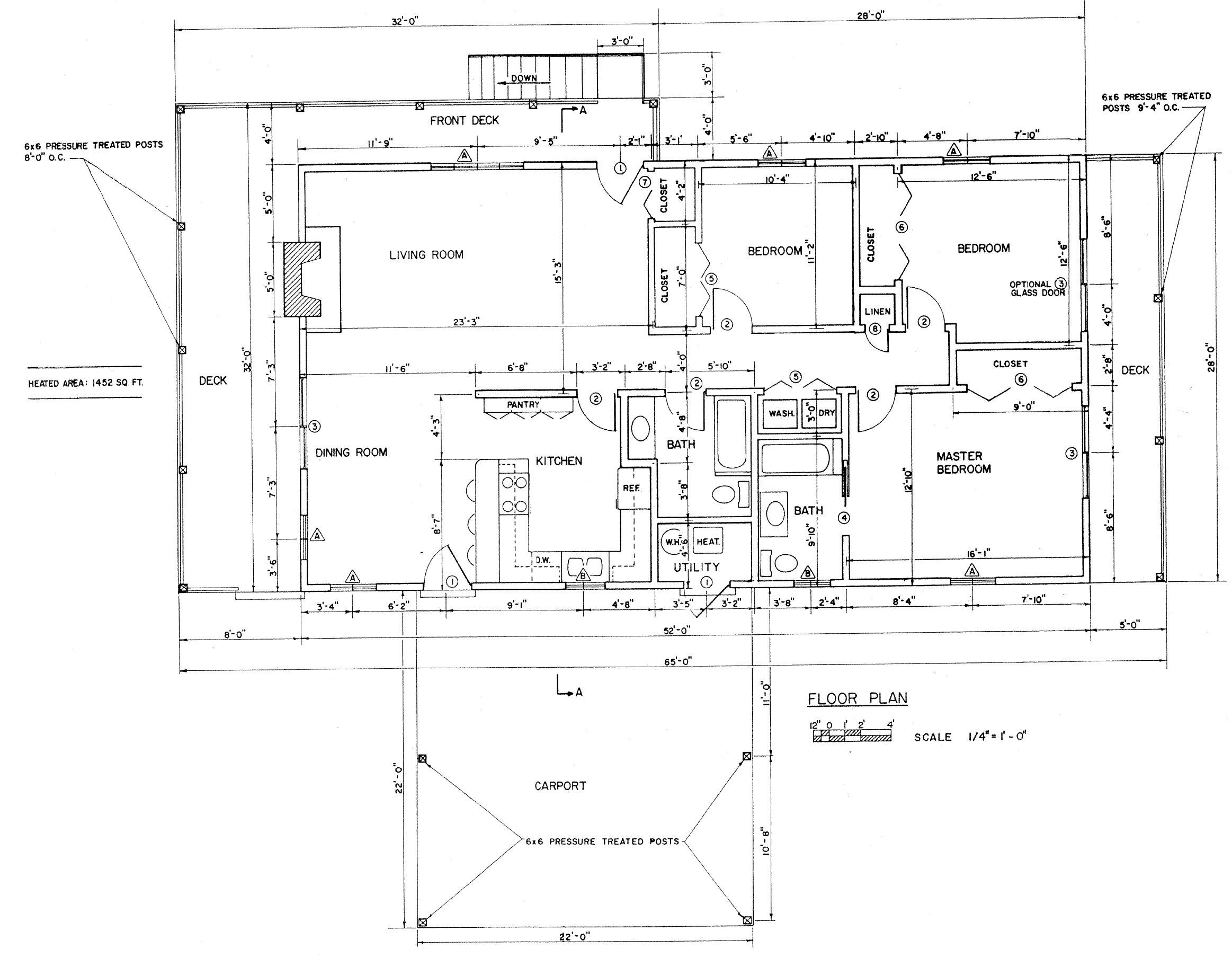 Free home remodeling plans
