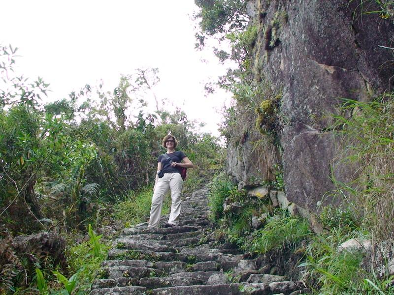 Huayna Picchu Trail