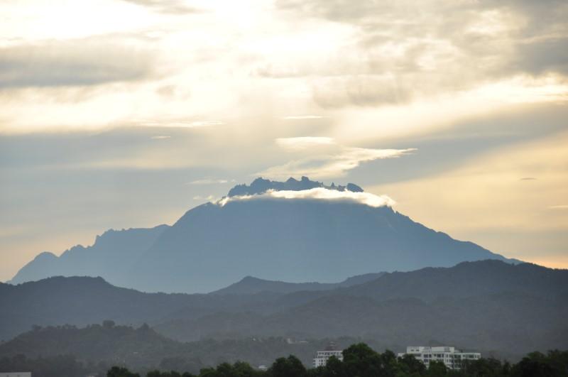 Mt. Kinabalu 1