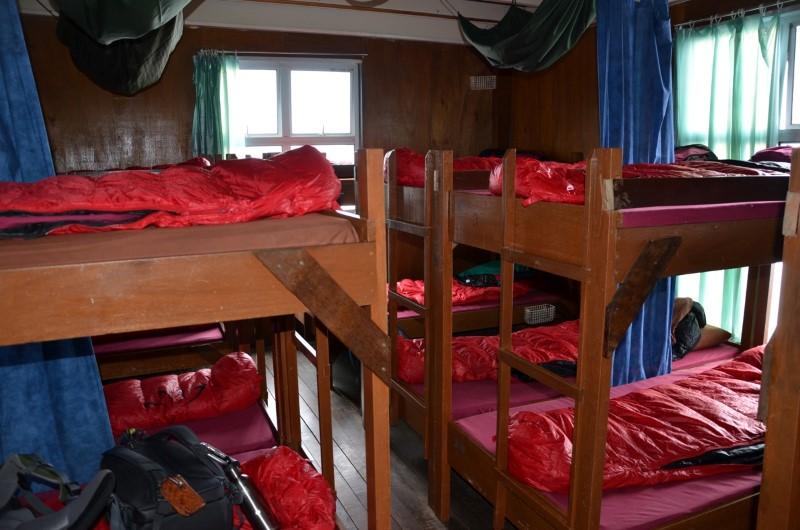 Pendant Hut Dorm