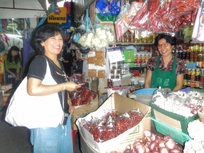 Chat Chai Market 5