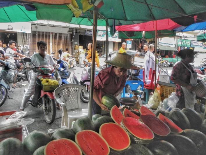 Chat Chai Market 6
