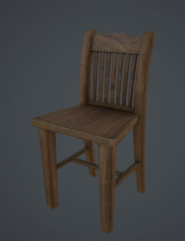 Chair Free 3D Models Download Free3D
