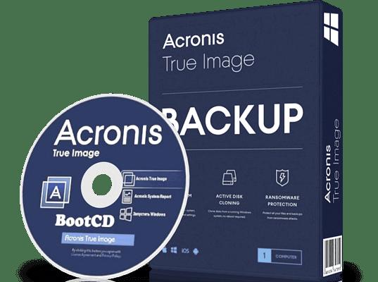 Acronis True Image Build Crack