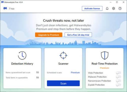 Malwarebytes Premium Key Crack